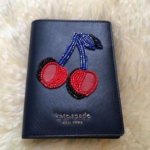 Kate Spade Novelty Passport Holder